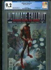 Ultimate Fallout 4 - CGC 9.2 - First App of Miles Morales - FREE SHIPPING!