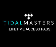 Lifetime Tidal Hi-Fi | Masters Quality | Instant Delivery