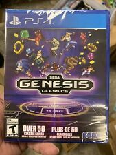 Sega Genesis Classics - Ps4, PlayStation 4