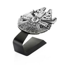 "Royal Selangor Star Wars Figurine - Millennium Falcon Replica 9"" Action Figure - Z017933"