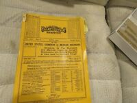 Official Railway Equipment Register  Over 30 Volumes Years 1963 to 1996