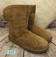 Junior UGG Australia Remora Tan Boots UK 3.5 EUR 36 - Model 1012029