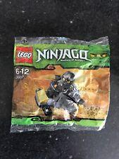LEGO - NINJAGO - COLE ZX - CAR POLYBAG - SET 30087 - BNIW - RISE OF THE SNAKES