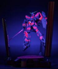 ROBOT SPIRITS UNICORN GUNDAM DESTROY MODE GLOWING STAGE Set Action Figure BANDAI