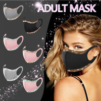 3D Stoffmaske waschbar Atemmaske Nasen MundMaske Gesichtsmaske