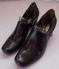 Naturalizer N5 Comfort Brown Heels 7 1/2M 7 1/2 M Mambo Womens Pumps Shoes