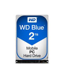 Western digital - Blue Mobile 2000gb serial ata III