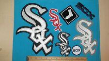 7 RARE HUGE CHICAGO WHITE SOX MLB BASEBALL PATCH BADGE CREST EMBLEM