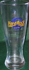 "Hard Rock Cafe WHISTLER 1990s 8.25"" Hurricane Glass w/ Pre-Unification HRC Logo"