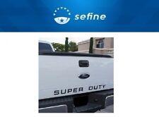"Recon For 08-16 ""SUPER DUTY"" Carbon Fiber Lettering Kit Ford Super Duty-264181CF"