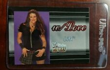2003 FLEER WWE DIVINE DIVAS - LITA - With Love 1 of 16 WL