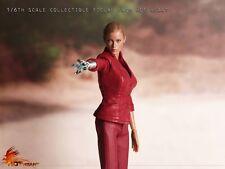 In-Stock Hot Heart 1/6 scale FD002 Terminator 3 Villain robot T-X figure