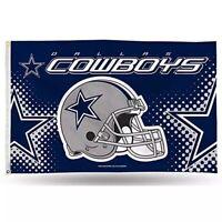 NFL Dallas Cowboys flag/ banner 3x5ft
