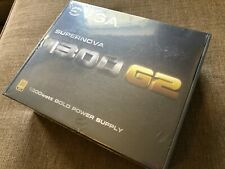 BRAND NEW NO RESERVE - MORE UNITS AVAILABLE - EVGA SuperNOVA 1300