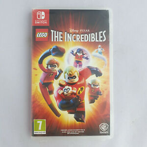 Nintendo Switch - Lego The Incredibles NEW SEALED