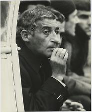 Italia, Calcio - Manlio Scopigno, allenatore di calcio e calciatore italiano, di