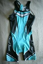PEARL IZUMI P.R.O. Series Sprint Skin Suit Tri Triathlon Cycling Womens S