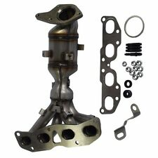 New Exhaust Manifold For 2007-2013 Nissan Altima 2.5L With Converter