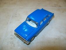 Moskvitch 408 sedan 1/43 die cast model