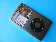 Apple iPod Classic 7th Generation Black (160GB) - MC297 3100+ Songs Working