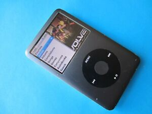 Apple iPod Classic 7th Generation Black (160GB) - MC297 3100+ Songs Working