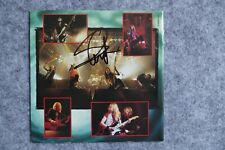 Iron Maiden - The Number of the Beast CD Album signed / autograph / signiert