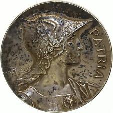 M865 Médaille d'Agriculture Dépt. Haute Garonne Centenair 1798 1898 Neumann Rive