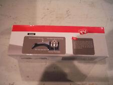 NEW As Seen on TV Ceramic Stainless Steel Knife Sharpener