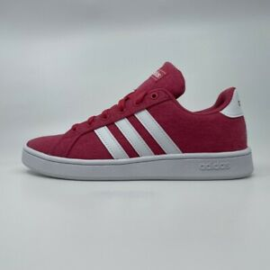 Adidas Girls Ladies Trainers Size UK 11 3 4 5 6 👟 GENUINE Original® GrandCourt™