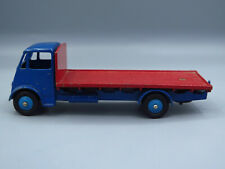 Dinky Toys 512 Guy Flat Truck Blue and Red