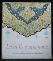 LE MILLE E UNA NOTTE. 4 volumi. AA.VV. Einaudi
