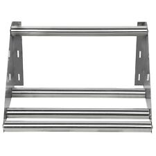 "22"" Tubular Rack Wall Mounted Shelf 