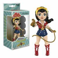 Funko DC Comics Bombshells Vinyl Collectible Rock Candy Wonder Woman BNIB #NG