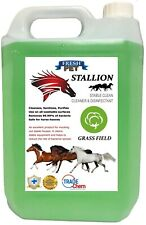 Stallion by Fresh Pet Stable Cleaner Mucking Out 5L - Grass Field
