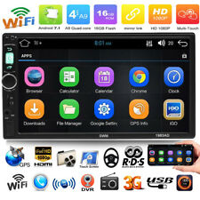 "7"" Pantalla táctil WiFi Android Car Stereo MP5 Player GPS FM AM Radio U Disco"