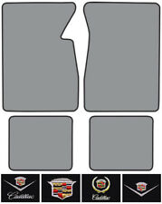 1965-1970 Cadillac DeVille 2DR Coupe/Convertible Floor Mat 4pc Loop