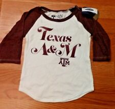 3e288dee Girls' Sports Fan Apparel and Souvenirs Texas A&M Aggies for sale | eBay