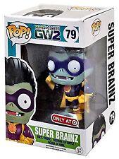 Funko POP! Games Super Brainz Plants vs Zombies Garden Warfare 2 Exclusive #117