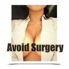 BIGGER FULLER 38D TITS cleavage breast cream increase boob bra push up lotion
