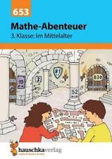 Hauschka, Brigitte - Mathe 3. Klasse. Lernen mit Freude //3