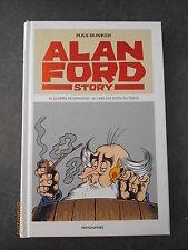 ALAN FORD STORY n° 22 (contiene i nn° 43 e 44) - MONDADORI CARTONATO - NUOVO