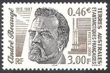 FSAT/TAAF 2000 Andre Beauge/Scientist/Polar Explorer/Science/People 1v (n23107)