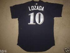 Milwaukee Brewers Spring Training Lozada MLB Game Worn Jersey 46