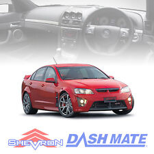 DASH MAT HSV VE Clubsport GTS Maloo Senator 07/2006-9/2010 + 3 Gauges DM1123 BLK
