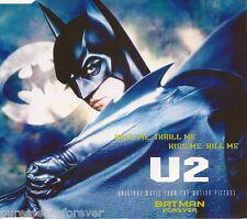 U2 - Hold Me, Thrill Me, Kiss Me, Kill Me (UK 3 Tk CD Single)