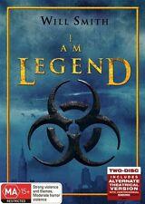 I Am Legend  - (2 Disc Steelbook Set) - NEW DVD - Region 4