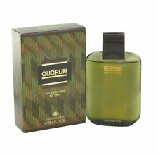 Antonio Puig Quorum 1.7 oz EDT splash Mens Cologne 50 ml NIB