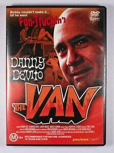 The Van DVD Danny Devito FREE POST