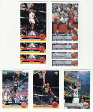 Huge lot of 1992-93 McDonalds cards (85) - Jordan, O'Neal, Robinson, Malone ++