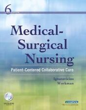WITH CD Medical-Surgical Nursing 6th Edition with Study Guide by Ignatavicius